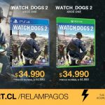 Promoción Zmart Black Friday 2016: Watch Dogs 2 a solo $34.990
