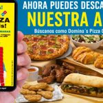 Promoción app Dominos Pizza Chile: Gana pizza gratis por 1 año