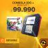 Consola 2DS + Mario Kart 7 a $99.990