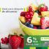 Con tu Redcompra Banco Falabella tienes un 6% de descuento en supermercados tottus, todos los Lunes
