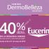 Centro Dermobelleza en Salcobrand un 40% de descuento en tu segunda unidad de cremas Eucerin