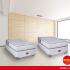 Oferta Easy,  Set de camas americanas de 1 plaza a sólo $139.990