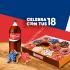 Dunkin Donuts se prepara para el 18 con una gran promoción, 18 Donuts + Coca-Cola 3 lts por $11.590