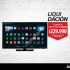 Liquidación Exclusiva de Lider.cl, LED 40 Smart TV Full HD Samsung a $229.990
