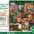 Especial adornos navideños en Jumbo, 50% de descuento en la 2da unidad colección  villas navideñas