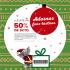 Promoción Jumbo, 50% de descuento en adornos navideños