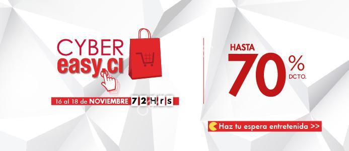 Promoci N Easy Cyber Monday 2015 Hasta 70 De Descuento