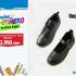 Promocion escolar Lider, zapato juvenil escolar bamers a $12.990
