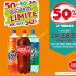 Descuentos al limite en Santa Isabel con un 50% de descuento 2 unidades de bebidas de 3lt a $2.835