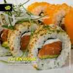 2×1 en todos los rolls de Sushi House, de lunes a miércoles