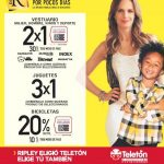 Ofertas Días Ripley: 2×1 en vestuario, 3×1 en juguetes y 20% de descuento en bicicletas
