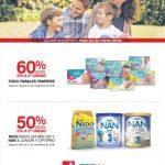 Ofertas de Primavera Farmacias Ahumada: 60% de descuento en segunda unidad de pañales Pampers y más