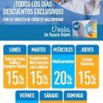 Ofertas tarjeta Salcobrand Octubre: 20% de descuento en medicamentos, 40% en pañales y más