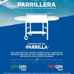 Promo Parrillera Copec: compra GeoGas GNC o NeoGas GLP y participa por una parrilla Mr. Beef