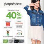 Promociones tarjeta Falabella octubre 2016: 40 % de descuento en McDonald's, Cinemark y más