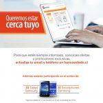 Sorteo BancoEstado: Actualiza tus datos y gana una de las 30 tablets o smartphones Samsung