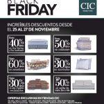 Ofertas CIC Black Friday 2016: Hasta 60% de descuento