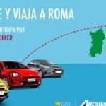 Concurso Fiat: Haz tu test drive y gana un viaje a Roma