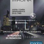 Ofertas Inmobiliaria Imagina Cyber Monday 2016: Hasta 30% de descuento en departamentos