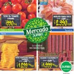 Ofertas Mercado Jumbo del 23 al 28 de noviembre: Tomate a granel $990 kg, plátano $590 kg y más