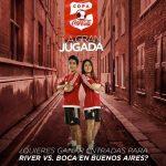 """Promoción Copa Coca-Cola 2016 """"La Gran Jugada"""": Gana entradas para el River vs Boca y experiencias en Argentina"""