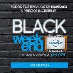 Ofertas Black Weekend Paris 2016: Hasta 70% de descuento con tarjetas Cencosud
