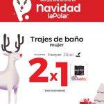 Promoción Navidad La Polar: Trajes de baño al 2×1 pagando con tarjetas La Polar