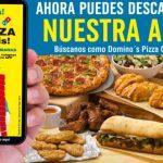 Promoción app Dominos Pizza Chile: Gana pizza gratis por 1 año