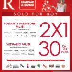 Promociones Ripley Navidad 15 de diciembre: 2×1 en poleras y pantalones de mujer y más