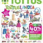 Tottuslandia Tottus 2016: 40% de descuento en todos los juguetes este fin de semana