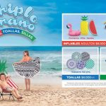 Promo Triple Verano Copec: ofertas en inflables, toallas y sillas