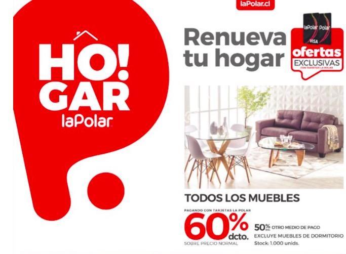 Promociones renueva tu hogar la polar al 22 de mayo 2017 for Renueva tu hogar