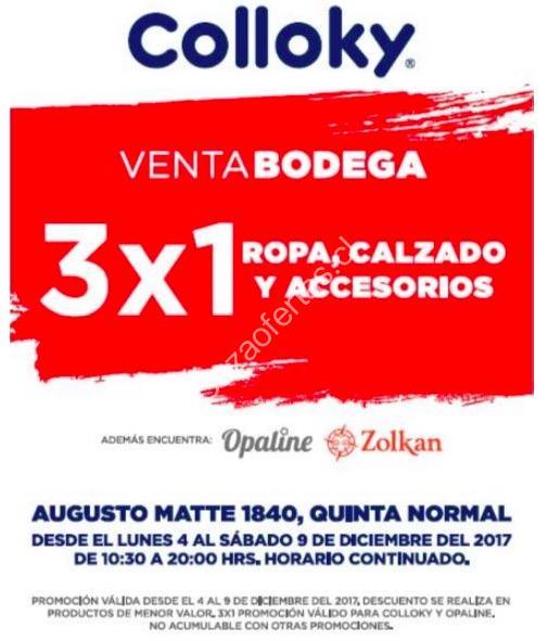 Imagen de la promo  Venta de Bodega Colloky  3x1 en ropa 4d6f99dfe1af4