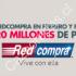 Sorteo Redcompra en la noche Redcompra en la Playa: Gana 20 millones de pesos
