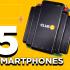 Concurso Navideño El Gourmet: Gana 1 de 5 smartphones