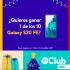 Sorteo Mi Club Lider: Gana 1 de 10 Samsung Galaxy S20 FE