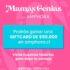 Concurso Mamás Genias Amphora: Gana una Giftcard Amphora de $50.000