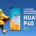 Gana un Huawei P40 en el concurso de Claro del Día del Internet