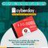 Concurso Contrapunto Cyberday 2021: Gana 1 de 2 gift cards de $30.000