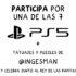 Gana 1 de 7 PlayStation 5 y más premios en el concurso de Arauco San Antonio