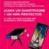 Gana smartphone y mini proyector en el concurso de Film & Arts