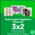 Ofertas Jumbo Super Pack válidas al 1 de agosto con 3×2 en productos