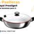 Concurso Club Gourmet: Gana 1 de 4 paelleras Royal Prestige