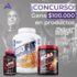 Concurso All Nutrition: Gana $10.000 en productos Nutrex