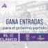 Gana entradas al clásico U de Chile vs Colo Colo en el concurso Flash de All Nutrition