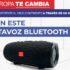 Gana un altavoz Bluetooth en el concurso de Europa Europa