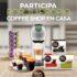 Sorteo Nescafé Dolce Gusto Semana del Café: Gana tu propio coffee shop en casa