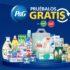 Promoción P&G Pruébalos Gratis: Recibe reembolso de compras de P&G en Jumbo y Santa Isabel en pruebalogratis.cl