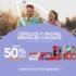 En Salcobrand hasta 50% de descuento en cepillos y pastas dentales Colgate