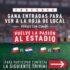 Gana entradas para ver a La Roja de local cortesía de Claro
